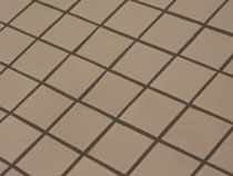 Shower Floor After Regrout